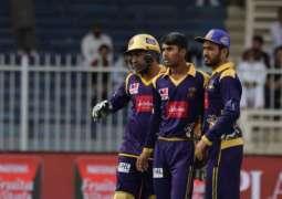 Team Quetta Gladiators reaches Lahore