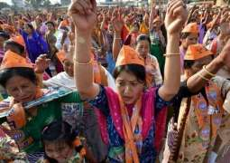 Bodies go unburied at election time in India's Manipur