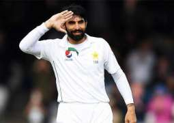 Misbah to remain captain of Test Cricket for West Indies tour