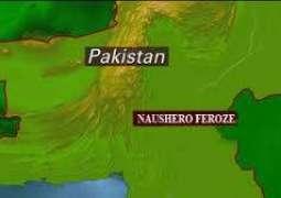 Bus crashed in Naushahro Feroze, 10 injured
