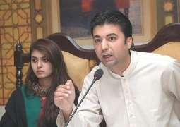 Murad Saeed explaination through a video message