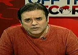 PM boycotted Kashif Abbasi's show for a year