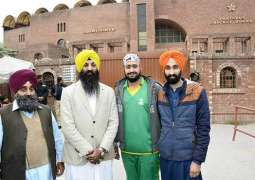 Mohindar Pal Singh becomes first Pakistani-Sikh in Domestic Cricket