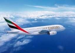 Emirates plane makes emergency landing in London