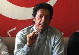 JUI is fueling sectarianism in Bannu: Imran Khan