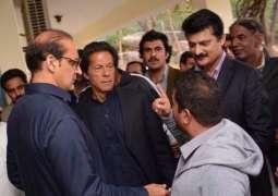 Imran Khan wrote to Chief Justice Saqib Nisar