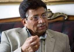 Pervez Musharraf Praises Imran Khan for his efforts