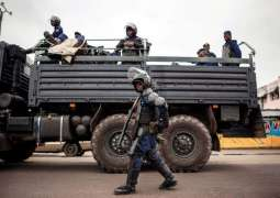 DR Congo police accuse rebels of killing 39 officers