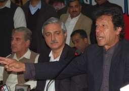 ڈاکٹر عاصم، ایان علی دی رہائی تے شرجیل دی واپسی ڈیل اے: عمران خان