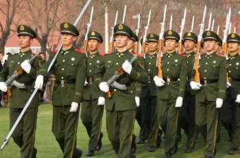چین بحیرا جنوبی چین وچ کسے وی ویلے جنگی جہاز تے ہور فوجی سامان نصب کر سکدا اے: امریکی تھنک ٹینک