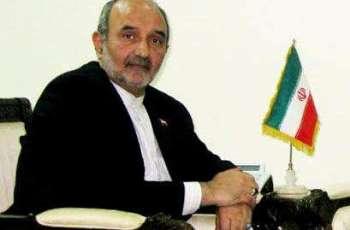 السفير الإيراني لدى باكستان: إيران تبدي رغبتها في انضمام إلى التحالف العسكري الإسلامي بقيادة السعودية