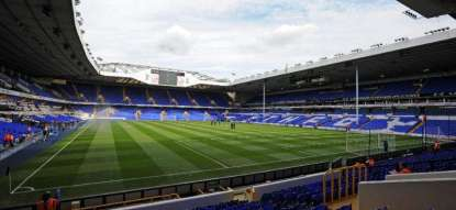 Football: Spurs could stay at White Hart Lane - chairman