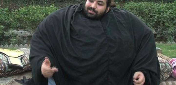 مردان دے 440کلو بھاری بھلوان نے بھارت دے گریٹ کھلی نوں چیلنج کر دتا