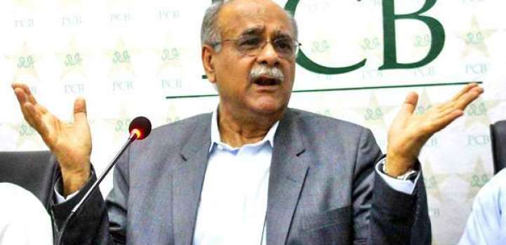 عمران اسماعیل دا نجم سیٹھی توں مستعفی ہون دا مطالبا