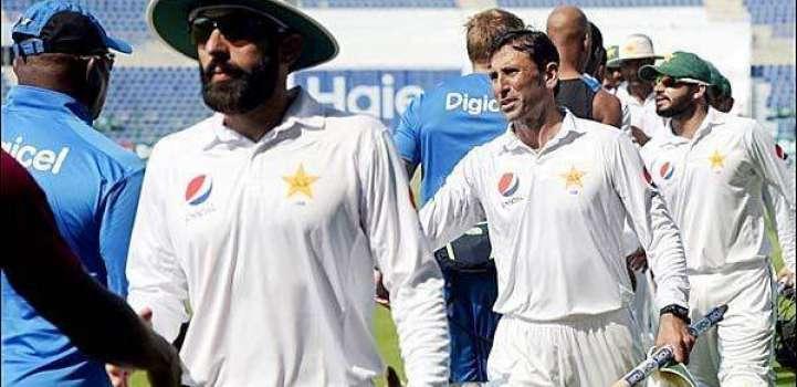 ٹیسٹ ٹیم رینکنگ: پاکستانی ٹیم 5ویں نمبر اُتے آگئی