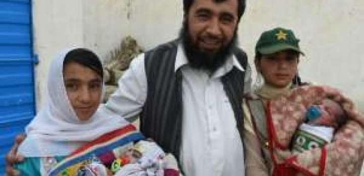 کوئٹہ دے رہائشی جان محمد نے آدم شماری کرن والے عملے نوں پریشان کر دتا