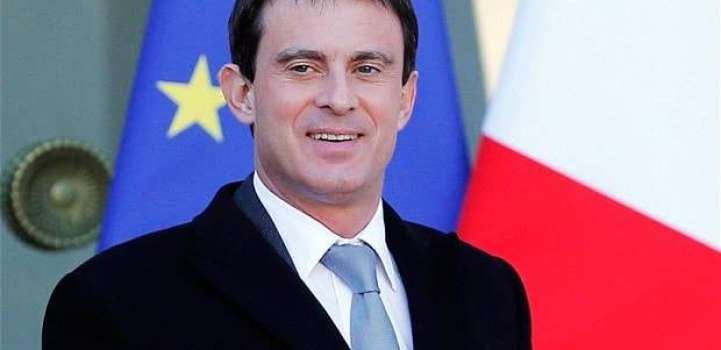 Former PM Valls endorses Macron for French presidency