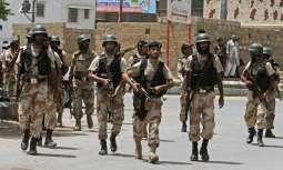 الجيش الباكستاني يعلن مقتل 10 إرهابيين على الحدود مع أفغانستان