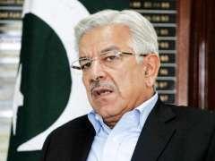 وزير الدفاع الباكستاني يؤكد عزم باكستان على اتخاذ كل خطوة لضمان أمنها الوطني