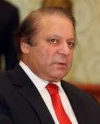 رئيس الوزراء الباكستاني يتلقى ترحيباً حاراً لدى وصوله قصر بيان