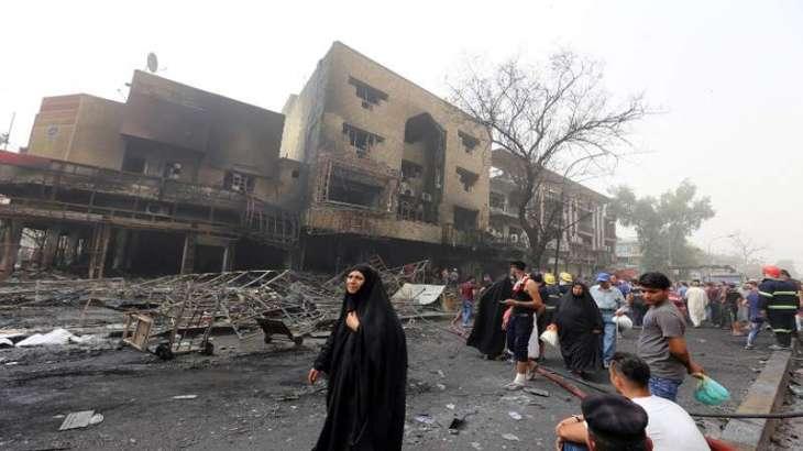 Pakistan condemns terrorist attack in Baghdad