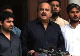 Naeem-ul-Haq denies accusations about himself