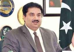وزير التجارة الباكساني: حكومة حزب الرابطة الإسلامية (ن) تبذل مساعيها الجادة لحل جميع المشاكل تواجهها البلاد حاليا