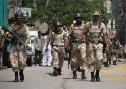 Rangers search operation, 5 terrorists killed: Colonel Qaiser