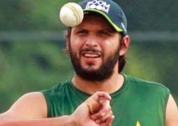 PCB to give Shahid Afridi a Farewell