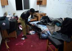 Police investigate Mashaal Khan's hostel for evidence