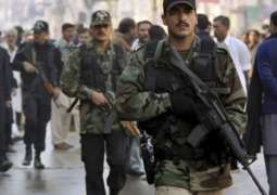 Terrorist plot foiled in Bahawalpur APS