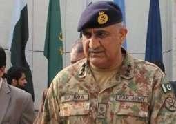 آرمی چیف جنرل قمر جاوید باجوہ دی ہدایت اُتے پاک فوج دے وفد دا افغانستان دا دورا