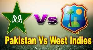 پاکستان و ویسٹ انڈیز نا ٹیم تا نیام اٹ مسہ ٹیسٹ میچ آتا سیریز نا ارٹ میکو میچ 30 اپریل آن بنا کیک