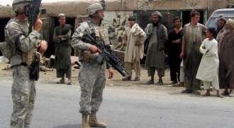 اوغانستان ، فوجی اڈہ غا جلہو اٹی تپاخت کروک آتا کچ 70مس