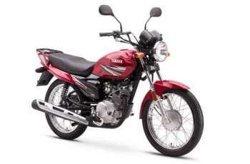 یاماہا نے پاکستان وچ موٹر سائیکل دا نواں ماڈل متعارف کروا دتا