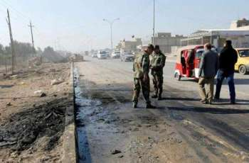 Car bomb blast kills three in central Baghdad: medics