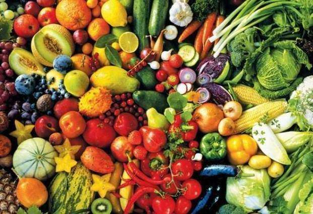 healthy fruits and vegetables list monk fruit