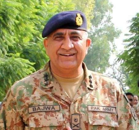 مستشار الأمن القومي الأمريكي يلتقي رئيس أركان الجيش الباكستاني