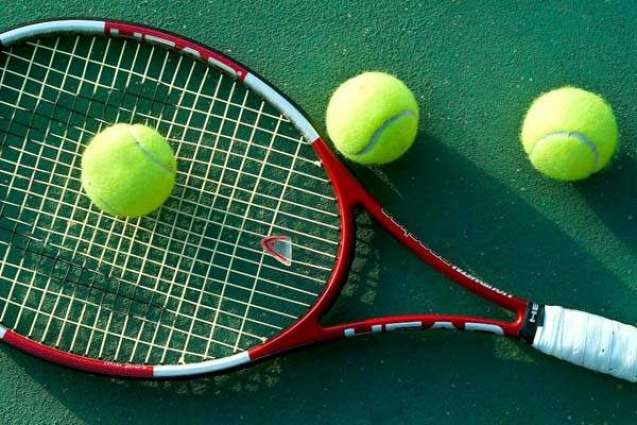 Easily sailing for seeded players in 36th Chief of Air Staff Tennis Championship