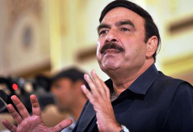 وزیر اعظم نواز شریف خلاف گرینڈ الائنس بن سکدا اے: شیخ رشید