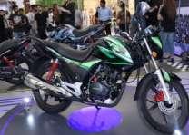 ہنڈا کمپنی نے پاکستان وچ CB150oFموٹر سائیکل لانچ کر دتا