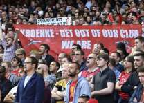Football: Kroenke rules out Arsenal sale