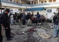 مقتل خمسة أشخاص جراء انفجار عبوة ناسفة بشمال غرب باكستان