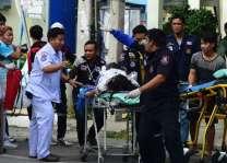 تھائی لینڈ ، فوجی ہسپتال ءَ بمب تراک، 24 مردم ٹپیگ