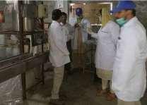 پنجاب فوڈ اتھارٹی دی کارروائی: شہد وچ ملاوٹ کرن والی فیکٹری سیل