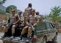 مقتل أربعة مسلحين باشتباكات مع قوات الأمن في إقليم بلوشستان