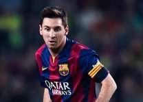 عالمی فٹ بالر میسی نوں ٹیکس نہ دین اُتے قید دی سزا سنا دتی گئی