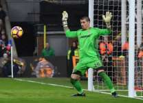 Football: Boro cut losses and release Valdes