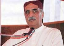 Khursheed Shah for revival of tolerance, peaceful coexistence culture