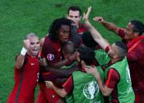 Football: Portugal drop Euro hero Eder